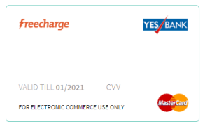 FreeCharge VCC