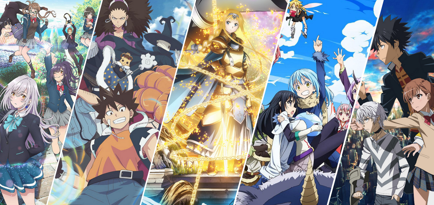 Best websites to stream & download English dubbed animes in 2019