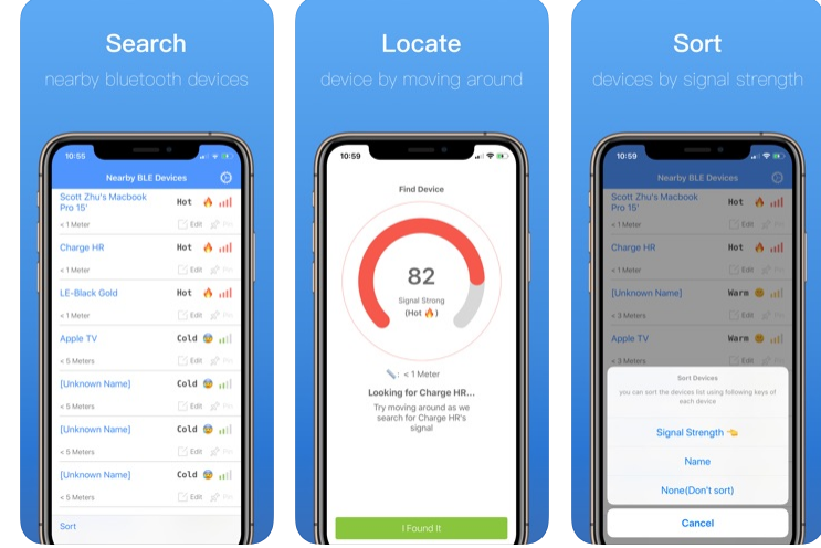 Find Bluetooth: device tracker: 4 paid iPhone apps now free to download