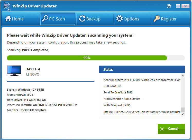 WinZip Driver Updater: Top tools to help you update your Windows PC drivers in One click