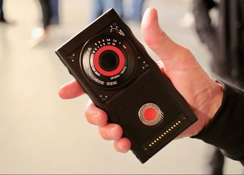 RED's Hydrogen phone project is shutting down