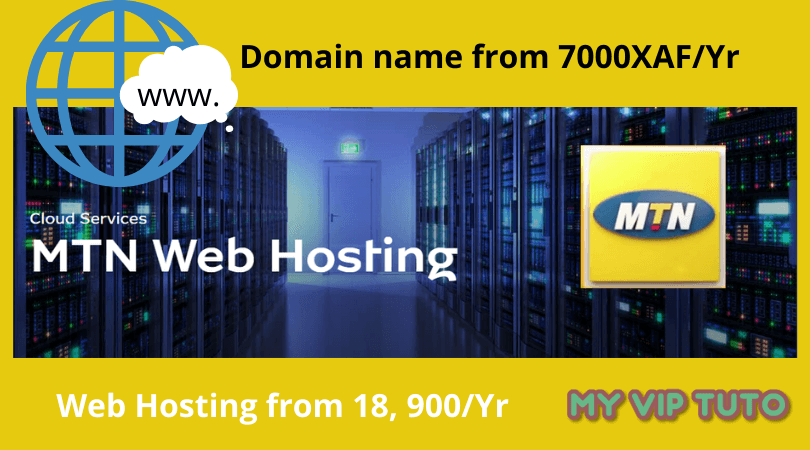 MTN Domain Name & Web Hosting services