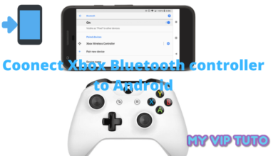 Connnect Xbox Bluetooth controller to Android