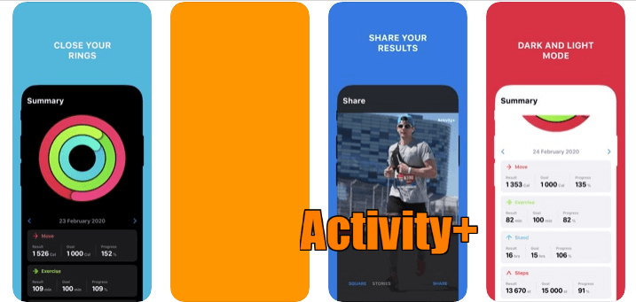 Activity+ - paid iPhone apps now free