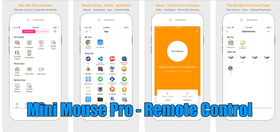 mini mouse pro: iPhone paid apps now free