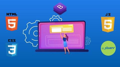Learn HTML, CSS , jQuery and Bootstrap