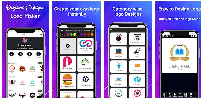 Logo maker 2020 3D logo designer