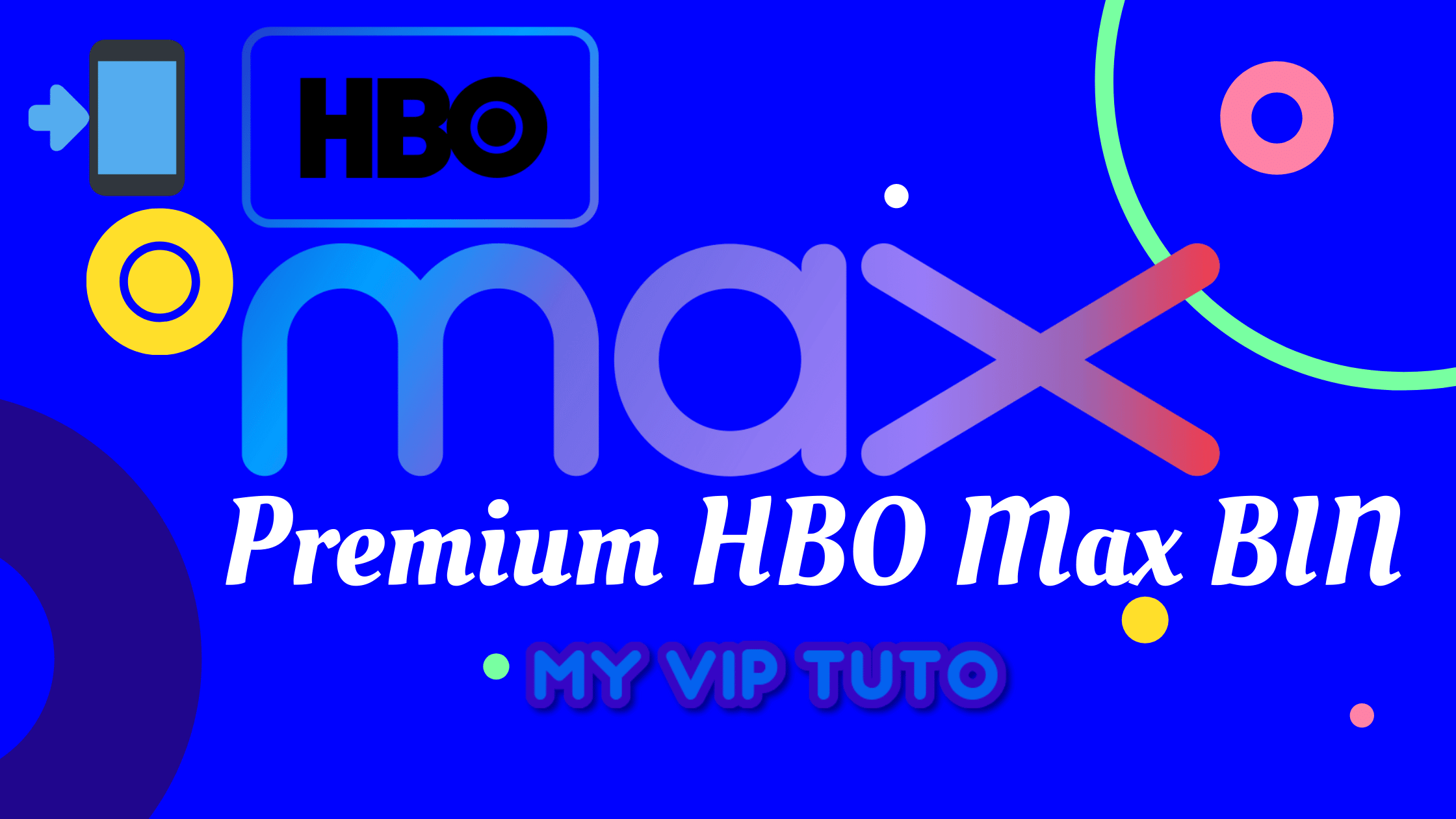 Premium HBO MAX BIN July 2020