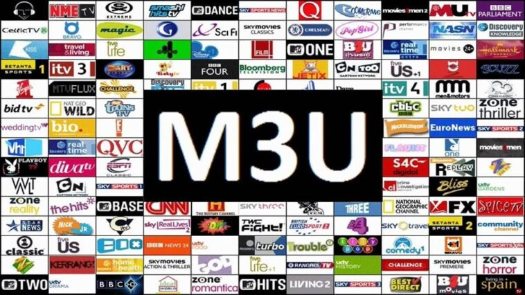 Best free M3U IPTV playlists websites 2020