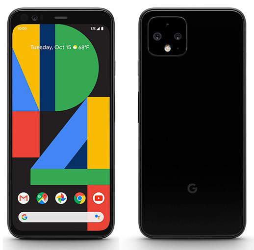 Pixel 4, 4a and 5 (5G)