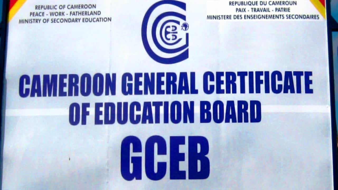 Cameroon GCE 2020 A-Level and O-Level Results