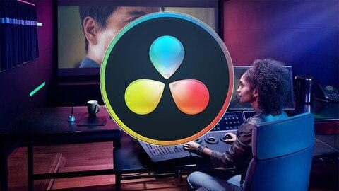 Color Grading and Video Editing with Davinci Resolve 16