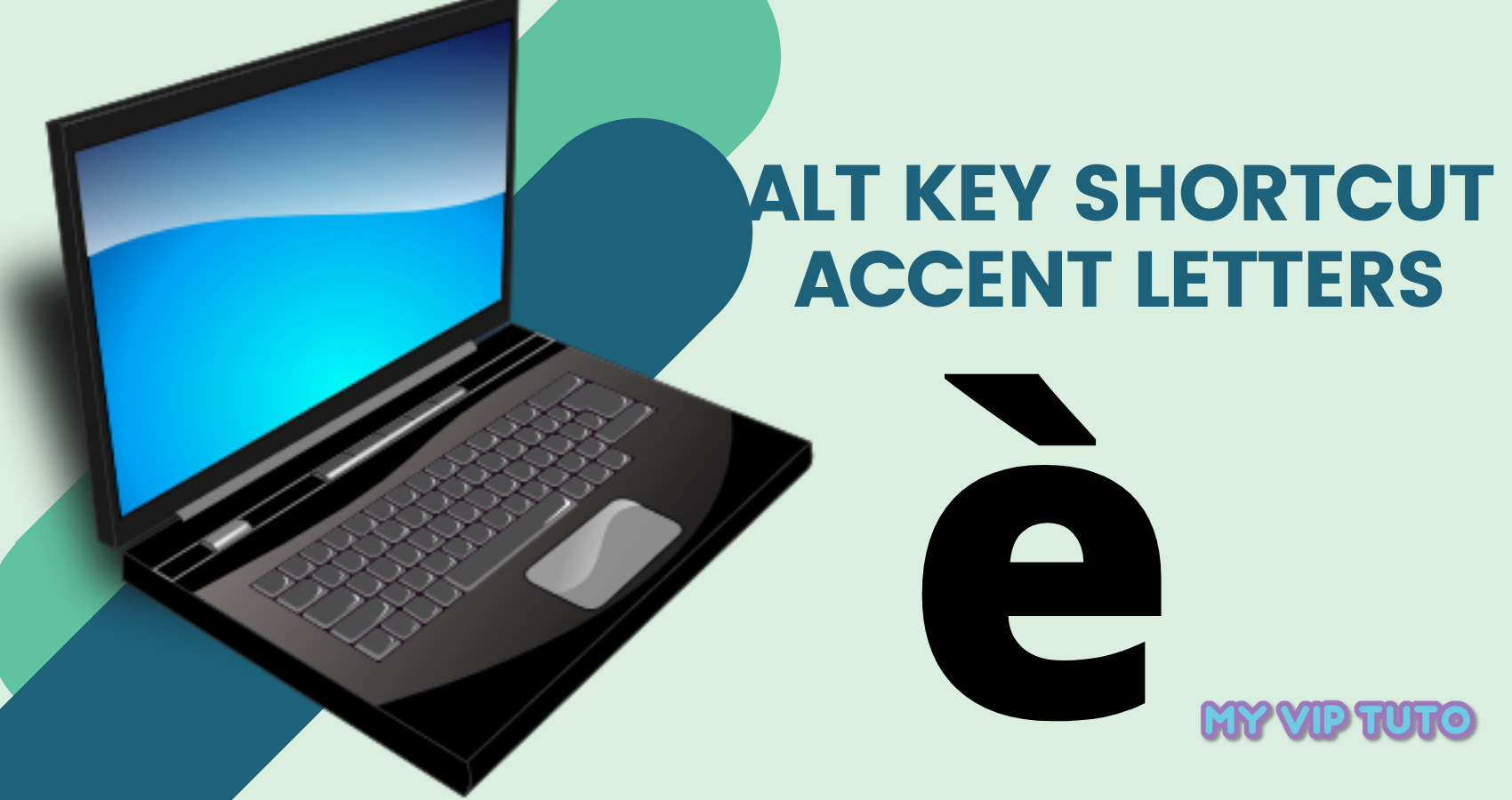 keyboard Shortcuts for Accent Letters in Windows