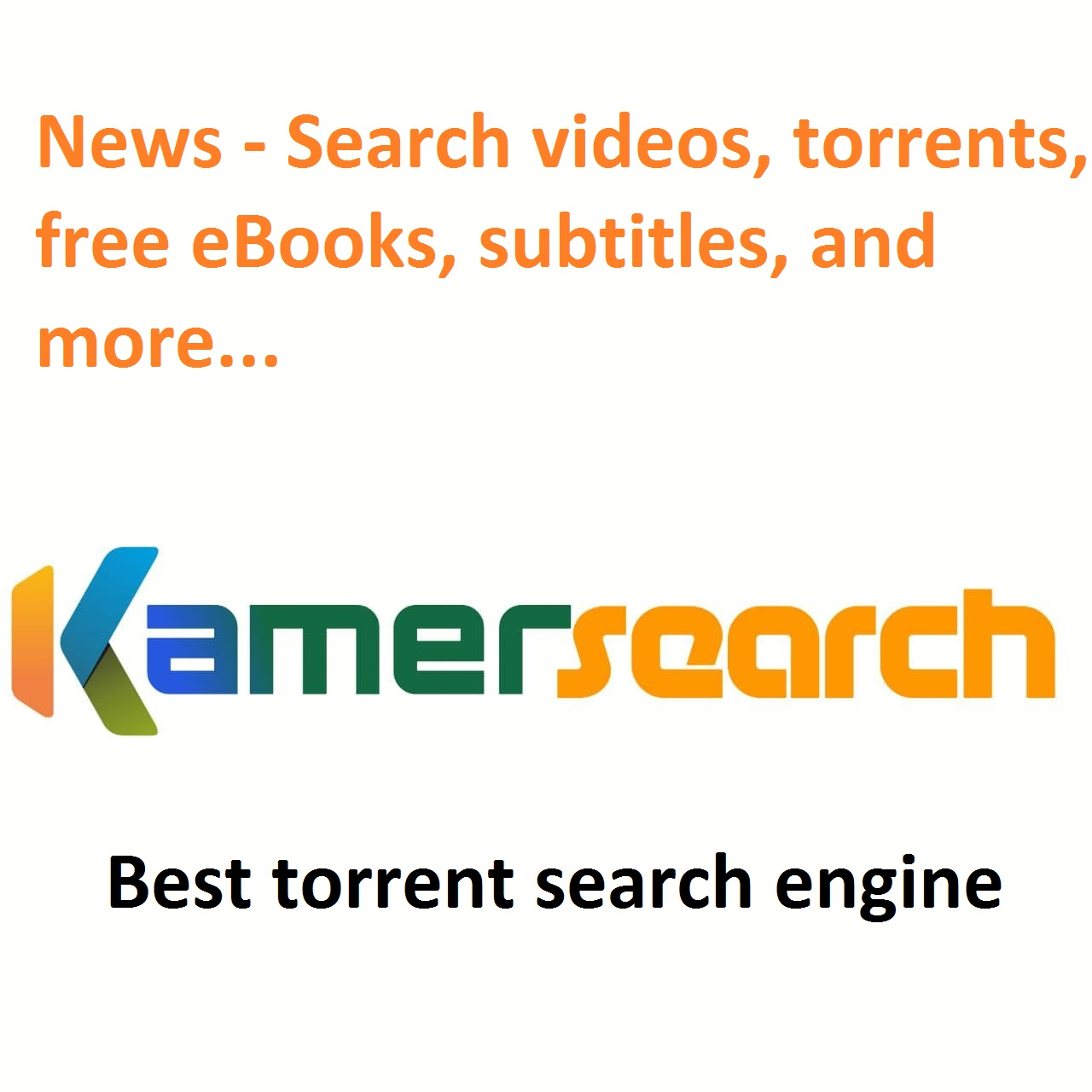 kamersearch - best torrent search engine to use in 2021