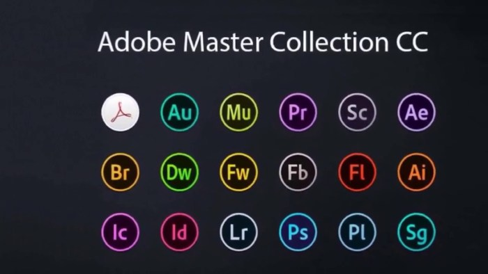 Adobe Master collection cc 2020 Pre-activated