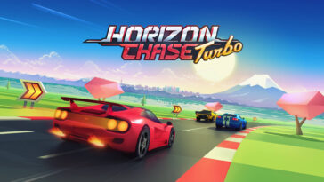 Horizon Chase Turbo Game now free for a limited time