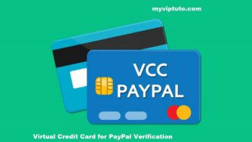 Virtual Credit Card for PayPal Verification
