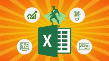 Zero to Hero in Microsoft Excel: Complete Excel guide 2021