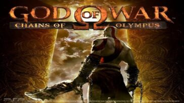 God of War Chains of Olympus PPSSPP ISO